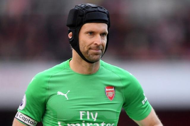 Petr Cech là điểm tựa tin cậy trong khung gỗ của Arsenal