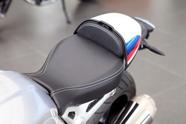 Giá bán bằng ôtô, BMW RnineT Racer có gì để thuyết phục người dùng Việt Nam? - 6