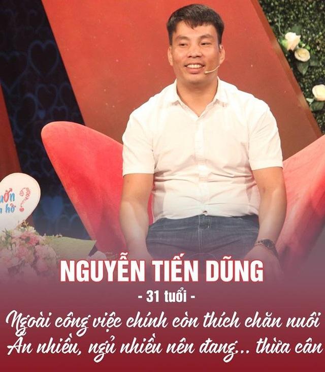 Chàng trai Bình Dương mang heo con đến tặng bạn gái ở show hẹn hò - 2