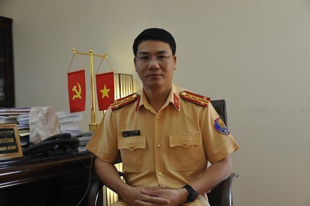 Đại tá Đỗ Thanh Bình - Phó Cục trưởng Cục CSGT, Bộ Công an
