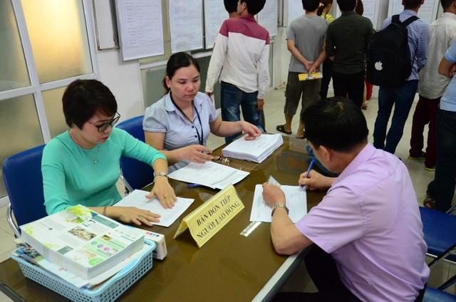 Các Hội chợ việc làm trong nước thu hút nhiều lao động VN từ Hàn Quốc, Nhật Bản hồi hương.