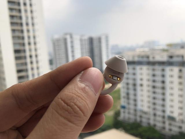 Cận cảnh tai nghe siêu nhỏ chặn tiếng ồn, hỗ trợ giấc ngủ của Bose tại Việt Nam - 5