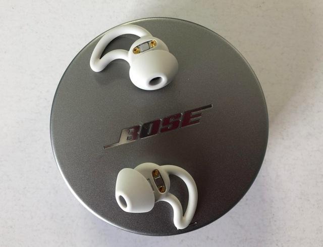Cận cảnh tai nghe siêu nhỏ chặn tiếng ồn, hỗ trợ giấc ngủ của Bose tại Việt Nam - 3