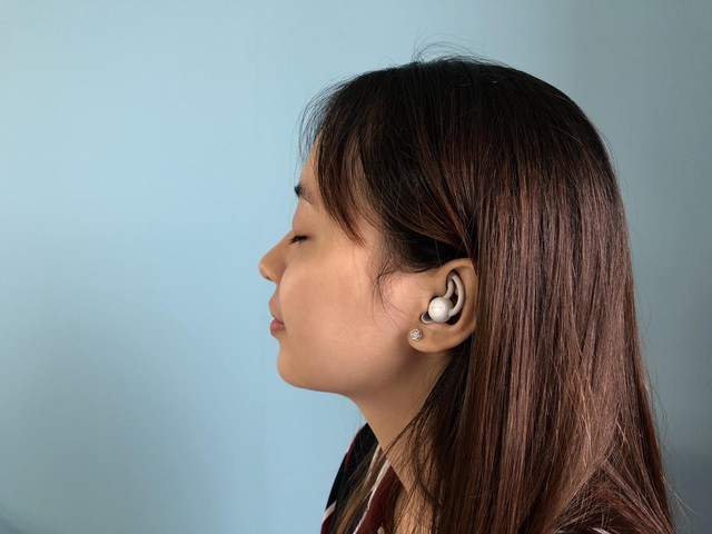 Cận cảnh tai nghe siêu nhỏ chặn tiếng ồn, hỗ trợ giấc ngủ của Bose tại Việt Nam - 2