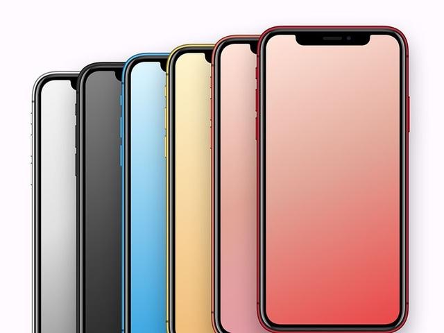 iPhone XR được dự đoán sẽ là điểm sáng và chiếm tới hơn 50% tổng doanh số của Apple trong quý đầu năm 2019.