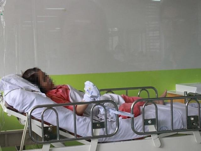 """Bệnh nhân mắc hội chứng """"trái tim tan vỡ"""" được điều trị tại BV Chợ Rẫy. Ảnh: HN"""