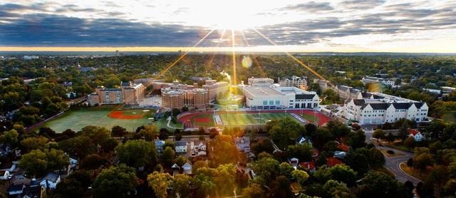 Học tập tại University of St. Thomas với học bổng 70% - 1