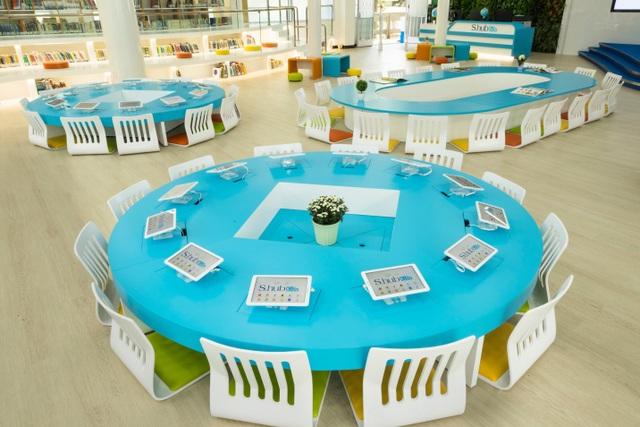 Trong S.hub Kids có các hoạt động liên quan đến khoa học ứng dụng và công nghệ. Các hoạt động này được phân theo các nhóm tuổi khác nhau với điểm nhấn là không gian hiện đại và thiết bị công nghệ cao.
