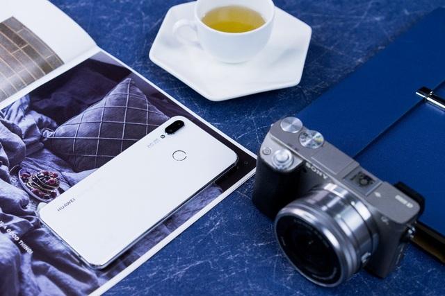 Huawei Nova 3i phiên bản Trắng ngọc trai bắt đầu lên kệ từ ngày 27/09