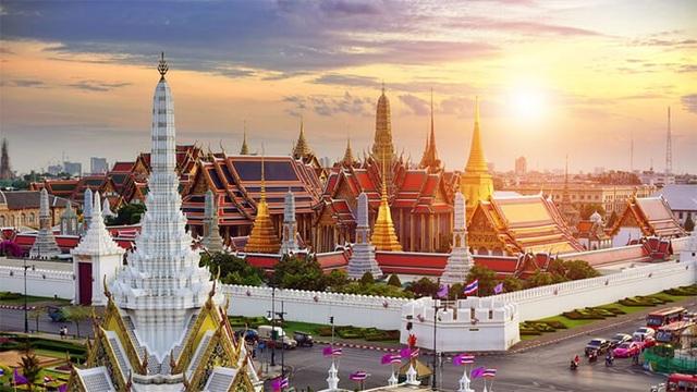 Bangkok đang dẫn đầu thế giới về số lượng khách quốc tế trong năm qua