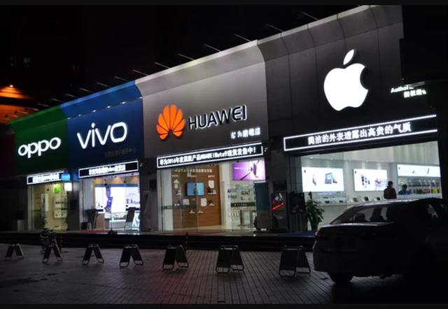 Apple đang mất chỗ đứng tại Trung Quốc, bị vượt qua bởi các thương hiệu nội địa.