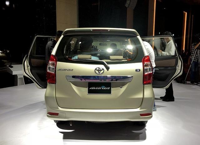 Toyota cùng lúc ra mắt Wigo, Rush và Avanza tại Việt Nam - 8