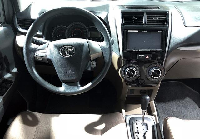 Toyota cùng lúc ra mắt Wigo, Rush và Avanza tại Việt Nam - 6