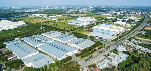 Bất động sản công nghiệp Việt Nam được cho rằng sẽ hưởng lợi khi chiến tranh thương mại Mỹ - Trung leo thang.