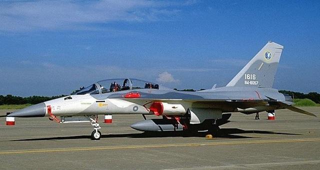 Máy bay IDF của Đài Loan (Ảnh: FAS)