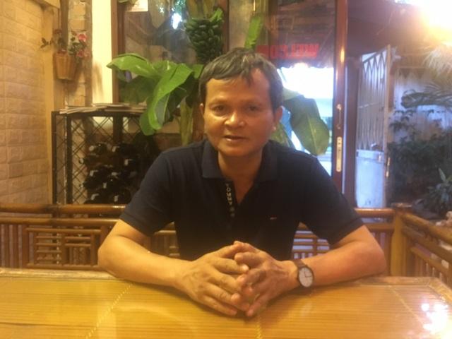 Đạo diễn, NSND Nguyễn Thanh Vân. Ảnh: Tùng Long.