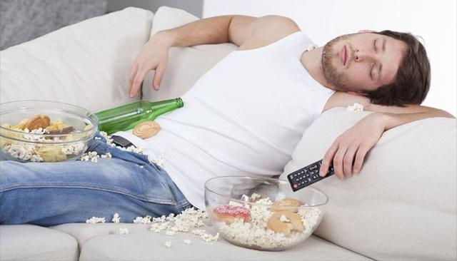 Lối sống ít vận động có thể góp phần vào bệnh béo phì, đái tháo đường và một số loại ung thư.