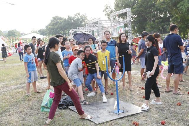 Thông qua các trò chơi vận động, kỹ năng giúp phát triển tư duy của trẻ.