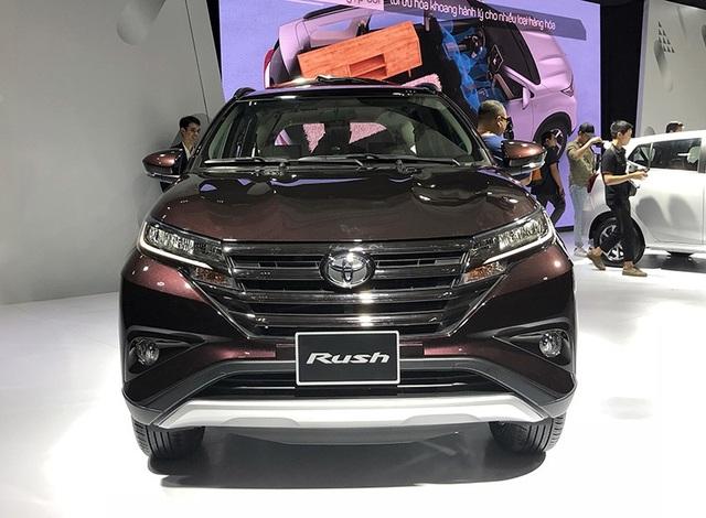 Toyota cùng lúc ra mắt Wigo, Rush và Avanza tại Việt Nam - 10