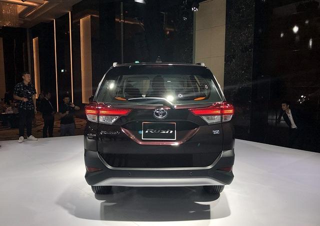 Toyota cùng lúc ra mắt Wigo, Rush và Avanza tại Việt Nam - 12