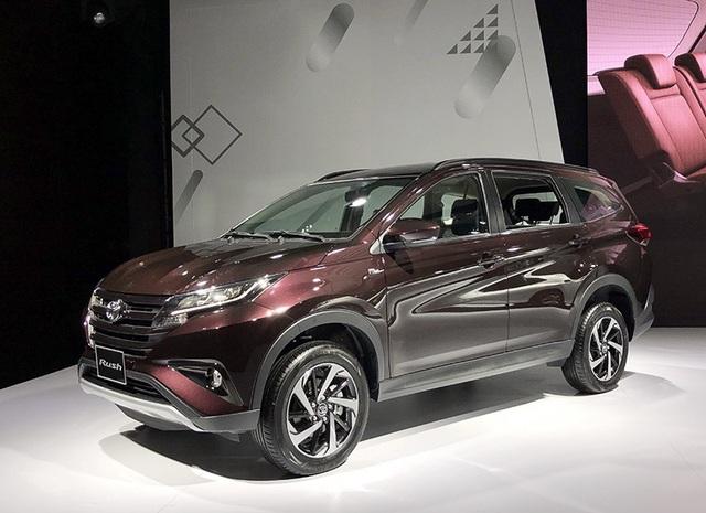Toyota cùng lúc ra mắt Wigo, Rush và Avanza tại Việt Nam - 11