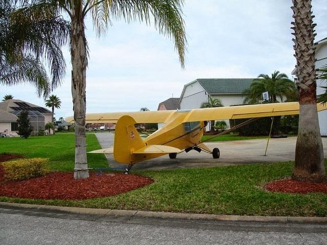 Đến thị trấn đặc biệt nhà nhà sở hữu máy bay riêng - 2
