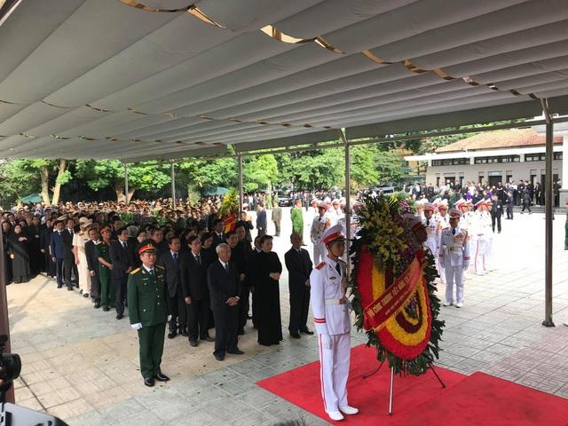 Lễ viếng Chủ tịch nước Trần Đại Quang - 19