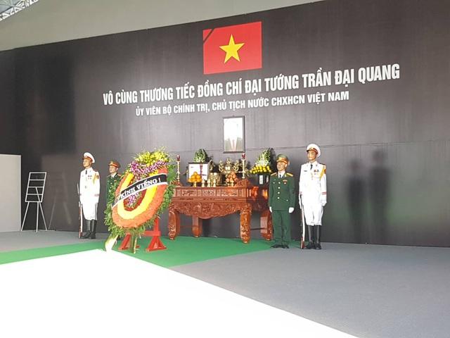 Lễ viếng Chủ tịch nước Trần Đại Quang - 45