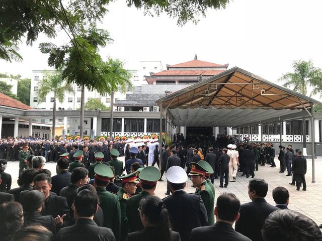 Lễ viếng Chủ tịch nước Trần Đại Quang - 47