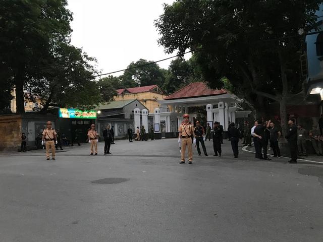 Lễ viếng Chủ tịch nước Trần Đại Quang - 59