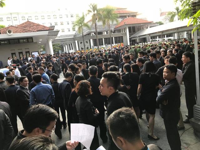 Lễ viếng Chủ tịch nước Trần Đại Quang - 49