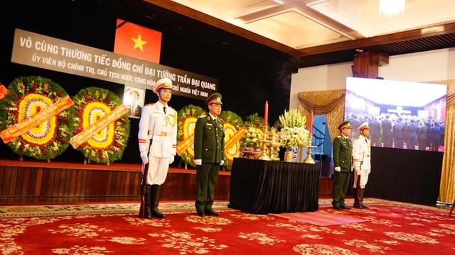 Lễ viếng Chủ tịch nước Trần Đại Quang - 39