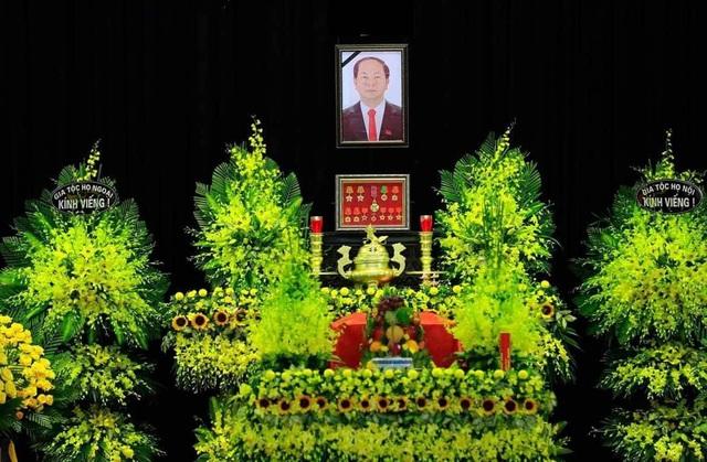 Lễ viếng Chủ tịch nước Trần Đại Quang - 34