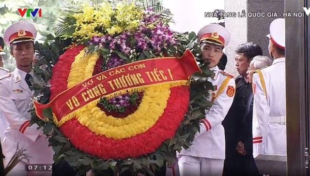 Lễ viếng Chủ tịch nước Trần Đại Quang - 32