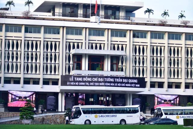 Lễ viếng Chủ tịch nước Trần Đại Quang - 55