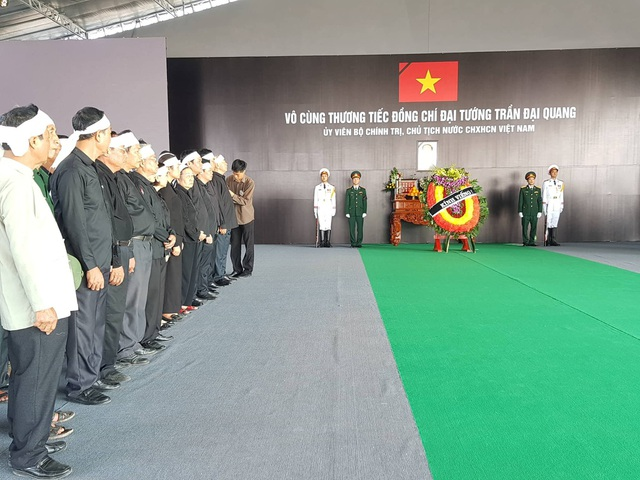 Lễ viếng Chủ tịch nước Trần Đại Quang - 29