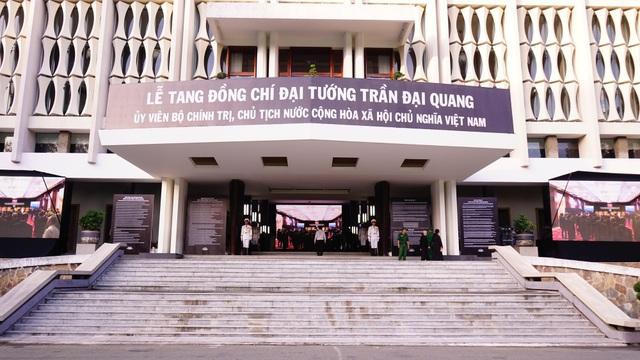 Lễ viếng Chủ tịch nước Trần Đại Quang - 48