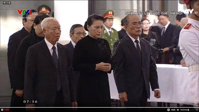Lễ viếng Chủ tịch nước Trần Đại Quang - 20