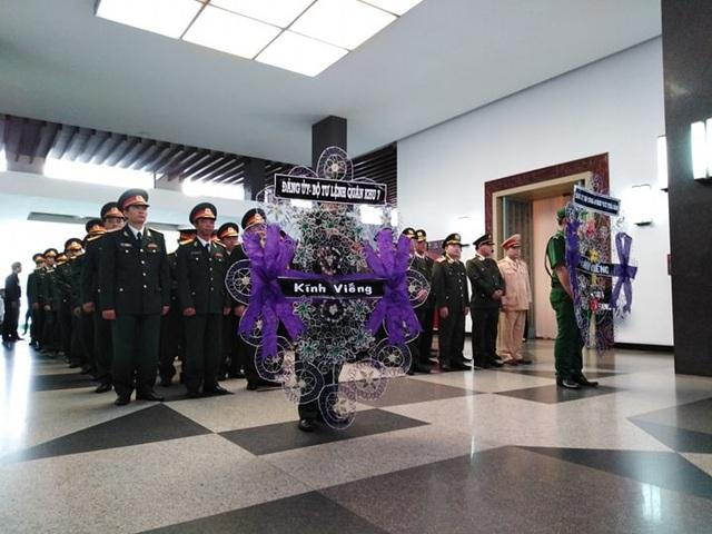 Lễ viếng Chủ tịch nước Trần Đại Quang - 8