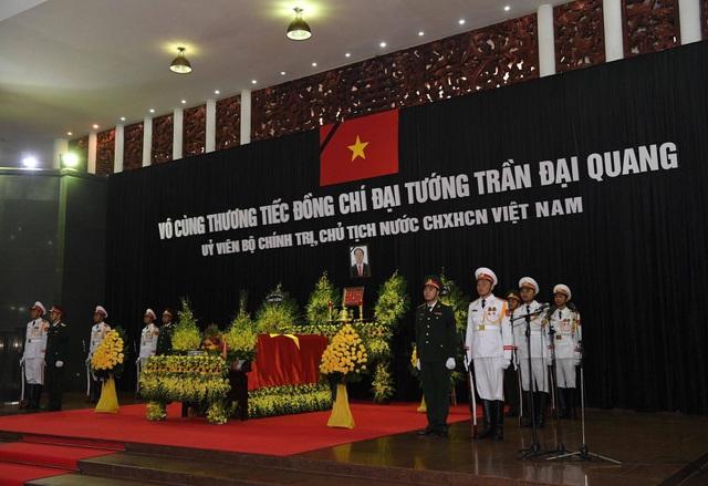 Lễ viếng Chủ tịch nước Trần Đại Quang - 35
