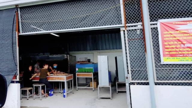 Sau quá trình xử lý kiểu loay hoay của chính quyền, có nhà máy đã đi vào hoạt động.