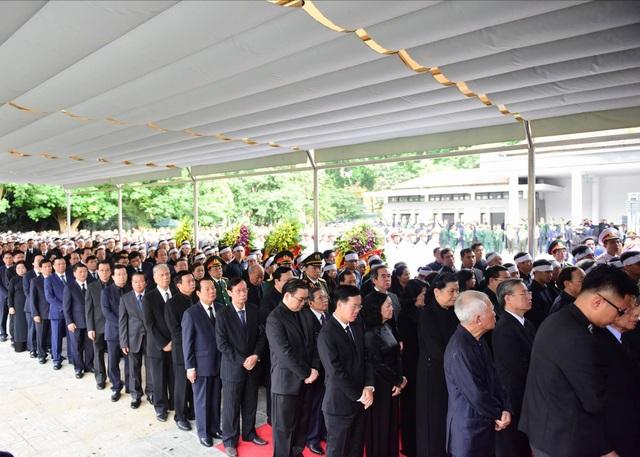 Lễ viếng Chủ tịch nước Trần Đại Quang - 36