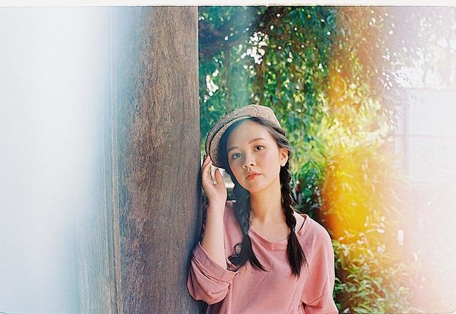 Nữ diễn viên trẻ Đỗ Hà Anh khoe ảnh kỷ yếu thôn quê, dân dã - 3