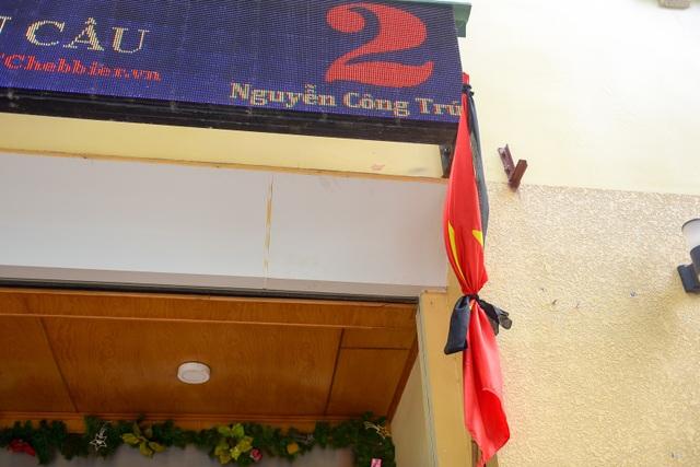 Hà Nội treo cờ rủ ngày Quốc tang Chủ tịch nước Trần Đại Quang - 11