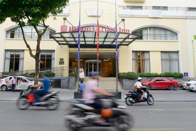 Hà Nội treo cờ rủ ngày Quốc tang Chủ tịch nước Trần Đại Quang - 6