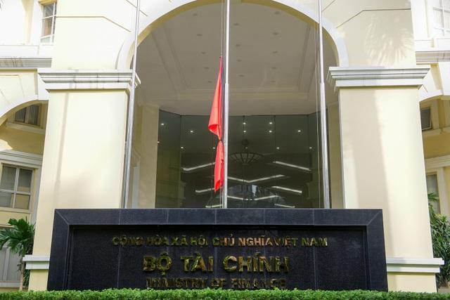 Bộ Tài chính.