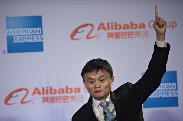 Jack Ma, ông chủ của Alibaba - tập đoàn đóng vai trò dẫn dắt Trung Quốc đạt tới những thành tựu to lớn về ứng công nghệ.