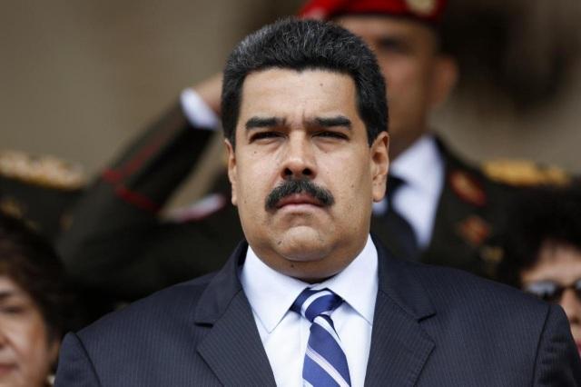 Tổng thống Venezuela Nicholas Maduro (Ảnh: Reuters)