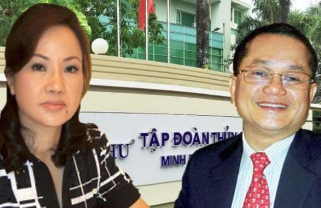 Vợ chồng vua tôm Lê Văn Quang tăng mạnh tài sản trong phiên sáng đầu tuần