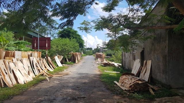 """Xưởng sản xuất gỗ """"3 không"""" mọc lên như nấm, chính quyền có làm ngơ? - 7"""